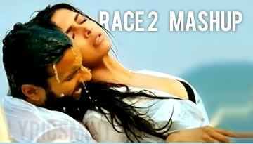 RACE 2 all SONGS MASHUP