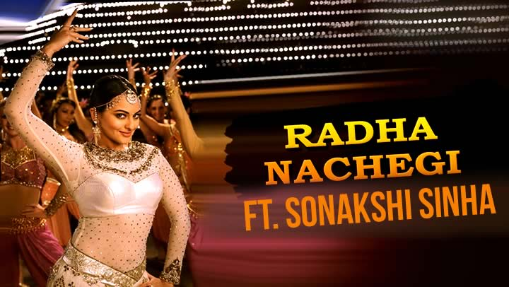 Radha Nachegi Video Song - Tevar | Sonakshi Sinha, Manoj Bajpayee