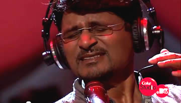 Raghubir Yadav: Lamh Tera - Coke Studio MTV India