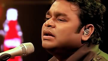 NAAN YEN - AR Rahman, Rayhanah (with Lyrics) - Coke Studio @ MTV 3