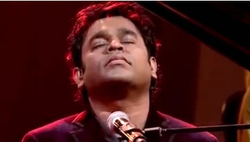 Dil Se Live - AR Rahman at MTV Unplugged Season 2