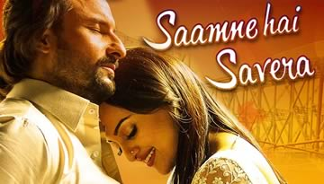 SAMNE HAI SAVERA video song - BULLET RAJA | Shreya Ghoshal's new romantic song