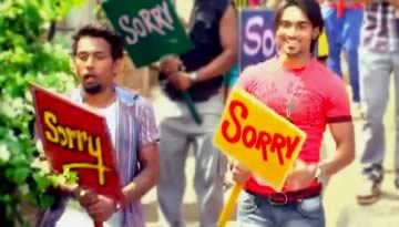 VIDEO: Sorry Sorry Bache ki Loge Jaan Kya - ABCD