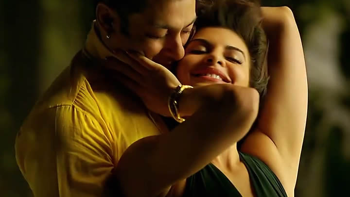 Hangover / Jaane kab hothon pe... - Salman Khan, Jacqueline #KICK Video