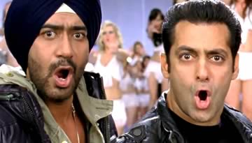 PO PO - Salman Khan's song video in Son of Sardaar