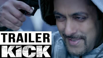 KICK TRAILER - 2014 Hindi Movie | Salman Khan