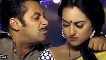 DABANGG 2 VIDEO SONG - DAGABAZ RE | Salman Khan, Sonakshi Sinha