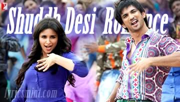 Shudh Desi Romance Video Song - Title Song