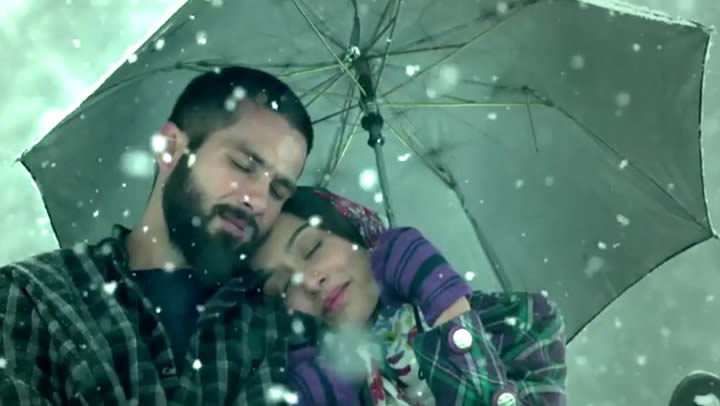 Aao Na - Haider | Shahid Kapoor (Video Song)