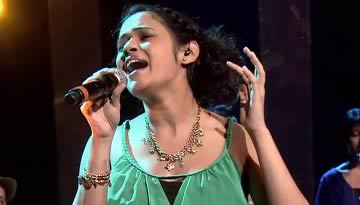 Shalmali Kholgade Live - Pareshaan - MTV Unplugged 2