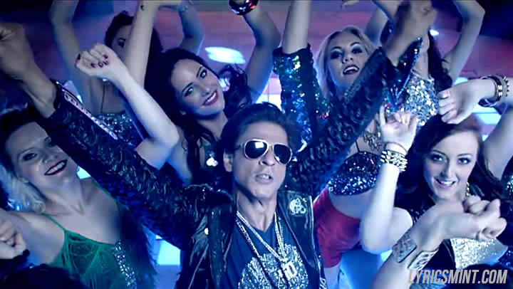 Kyun Sharabi Kende Ne - Happy New Year Dance Video