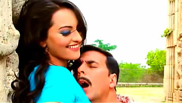 DHADANG DHANG Video - Rowdy Rathore Full Song
