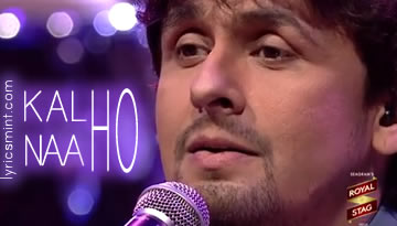 SONU NIGAM at MTV Unplugged Season 3 -