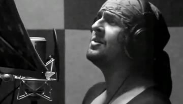 Sonu Nigam Recording a Malayalam Song - 8:20 Movie