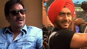 Making of Son Of Sardaar Title Song | Ajay Devgn