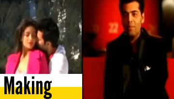 Making of Ishq Wala Love - SOTY