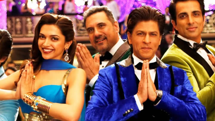 India Waale Song Video from Happy New Year