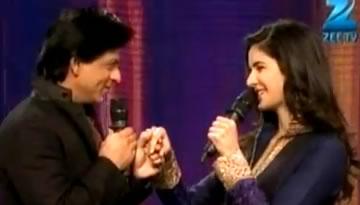 Zee SaReGaMaPa 2012 Episode 15 - Shahrukh Khan, Katrina, Anushka