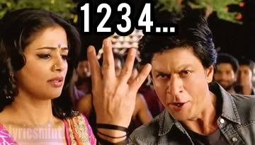 1234 Get on The Dance Floor - Chennai Express Item Song [VIDEO]