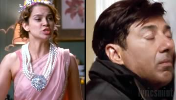 I Love New Year Hindi Movie Trailer - Sunny Deol, Kangna Ranaut
