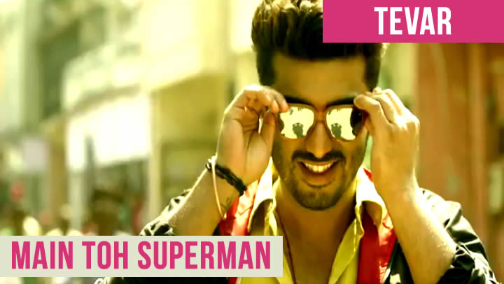 VIDEO: Main Toh Superman - Tevar | Arjun Kapoor