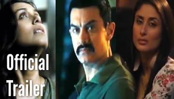 Talaash Trailer (2012) | Aamir Khan, Kareena, Rani, Nawazuddin