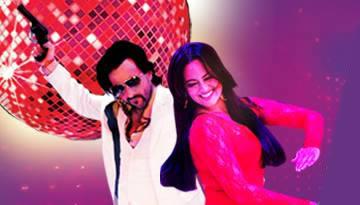 Tamanche Pe Disco Video - Bullet Raja | Saif Ali Khan, Sonakshi Sinha ft. RDB