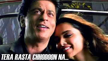 TERA RASTA Video - A beautiful love song from Chennai Express