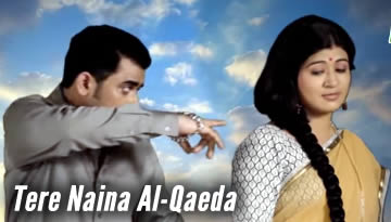 Tere Naina Hai Al-Qaeda Lyrics & Video - A Parody by TVF