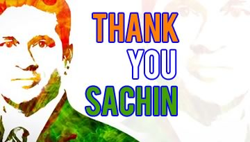 THANK YOU SACHIN - Lyrics & Official Song Video