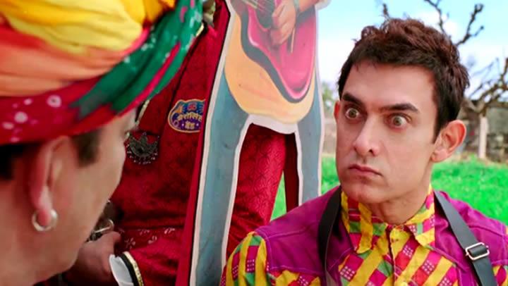 VIDEO: Tharki Chokro - PK | Aamir Khan, Sanjay Dutt
