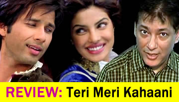 TERI MERI KAHAANI REVIEW - Taran Adarsh (Bollywood Hungama)