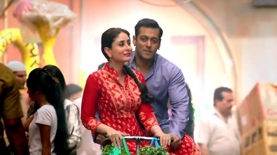 Tu Chahiye Video Song - Bajrangi Bhaijaan | Atif Aslam