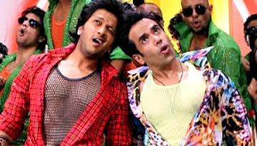 VIDEO: Hum Toh Hain Cappuccino (UP Bihar Lootne) - Riteish, Tushhar