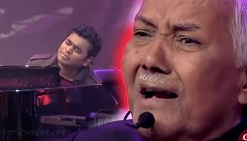 AAO BALMA - A.R Rahman, Ustad Ghulam Mustafa Khan - Coke Studio @ MTV 3