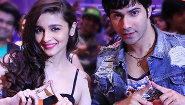 Lucky You Lucky Me - Varun Dhawan, Alia Bhatt (HSKD)