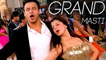 GRAND MASTI video - Title Song | Riteish Deshmukh, Vivek Oberoi, Aftab Shivdasani