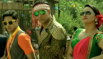 YEH JOKER VIDEO - Akshay Kumar, Sonakshi Sinha
